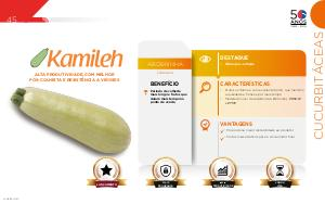 Kamileh - Cucurbitáceas