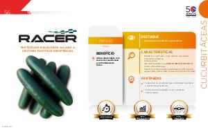 Racer - Cucurbitáceas
