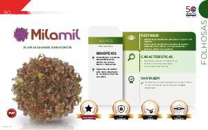 Milamil - Folhosas