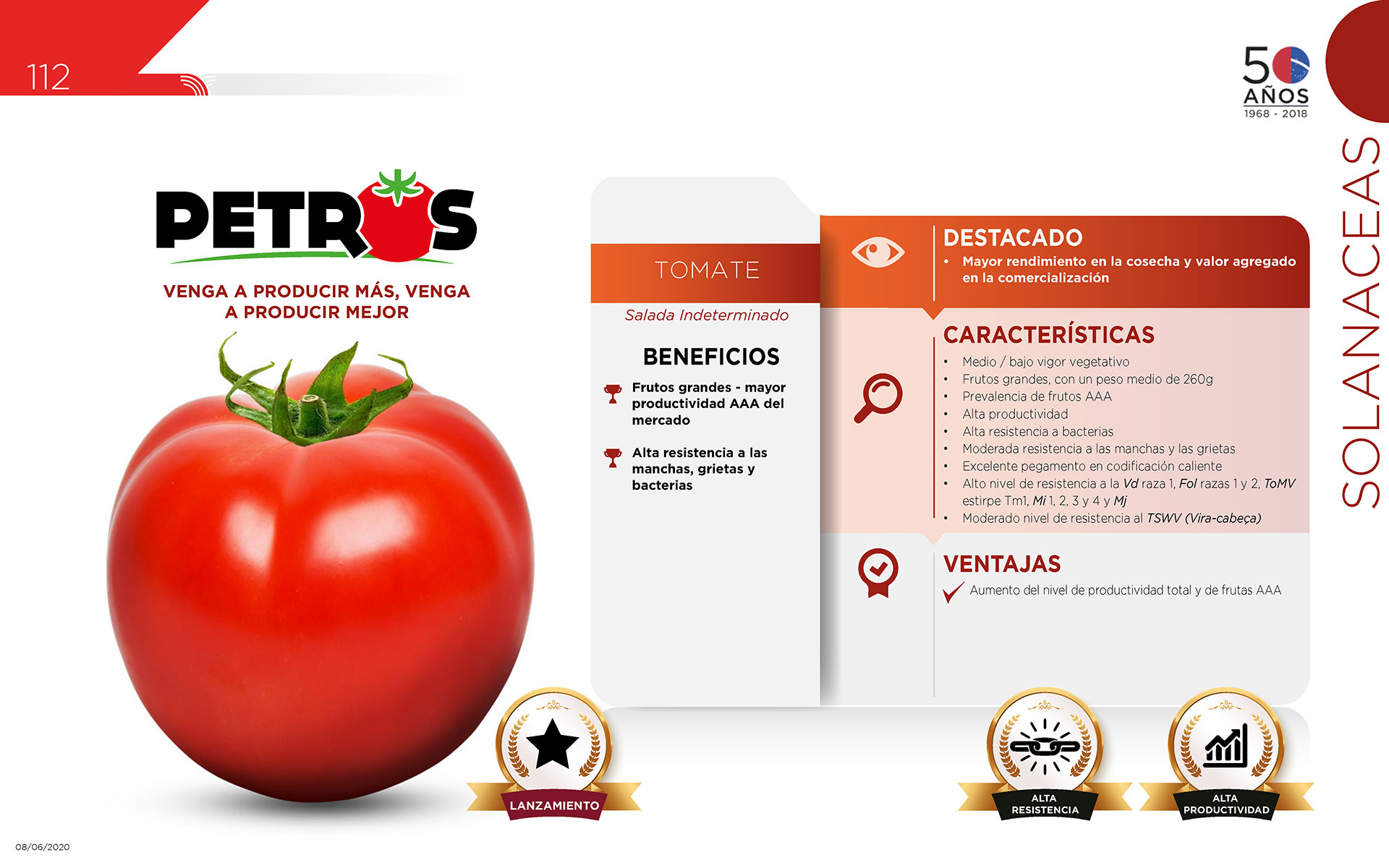 Petros - Solanaceas