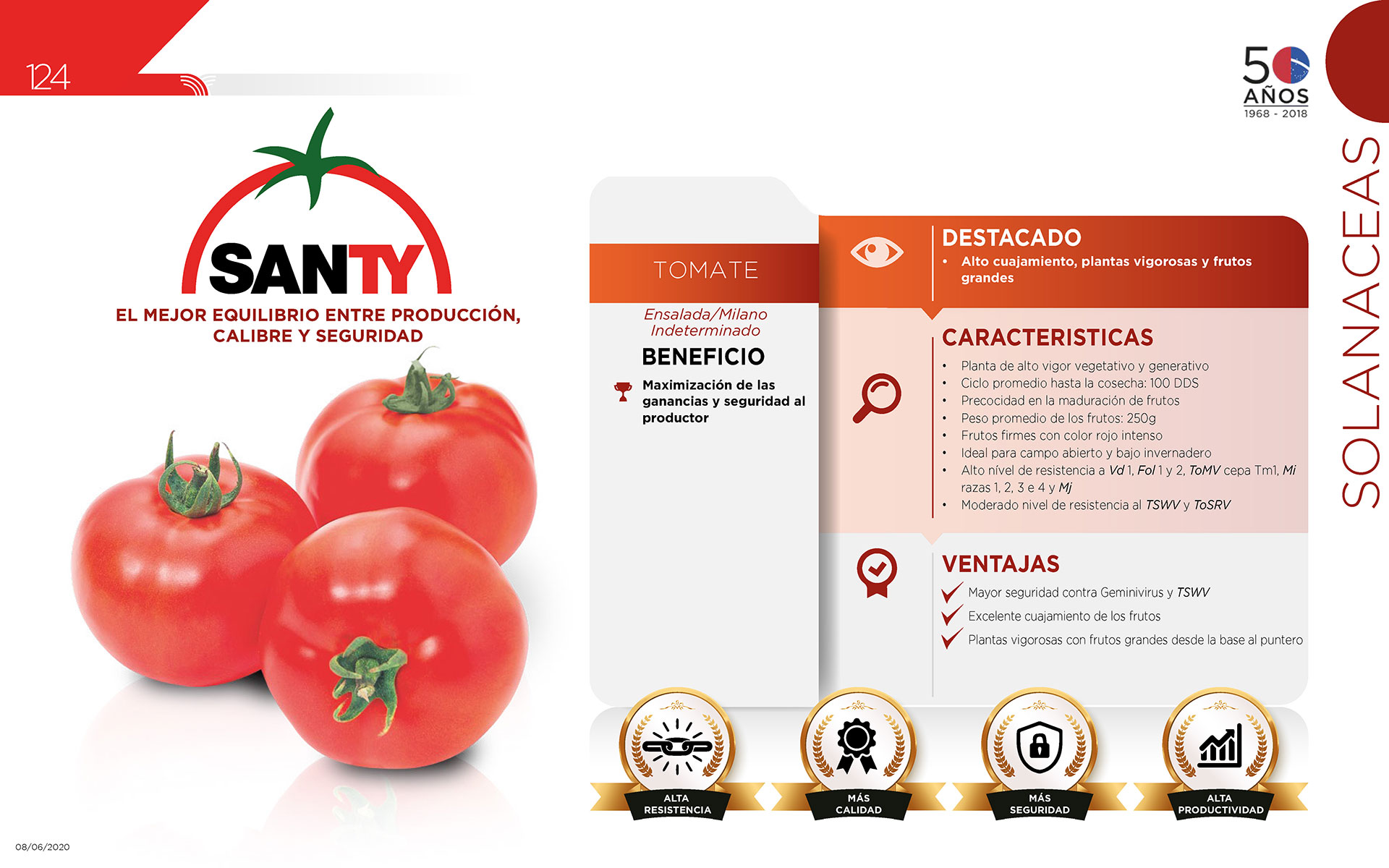 Santy - Solanaceas