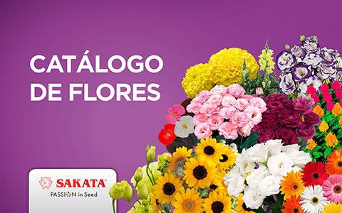 Catálogo de Flores -