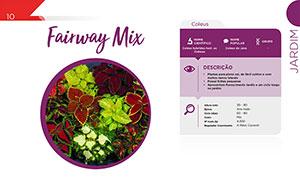Fairway Mix - Jardim