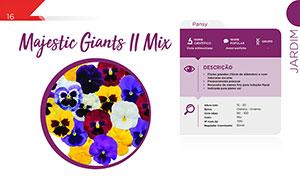 Majestic Giants II Mix - Jardim