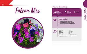 Falcon Mix - Jardim