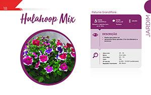 Hulahoop Mix - Jardim