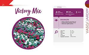 Victory Mix - Jardim