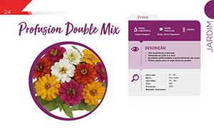 Profusion Double Mix - Corte