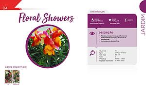 Floral Showers - Jardim