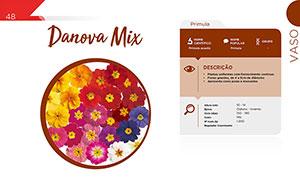 Danova Mix - Vaso